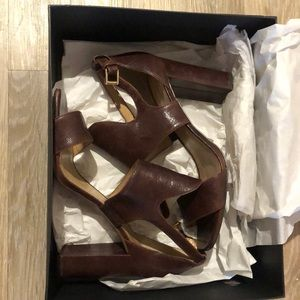 Banana republic blyss heeled sandal